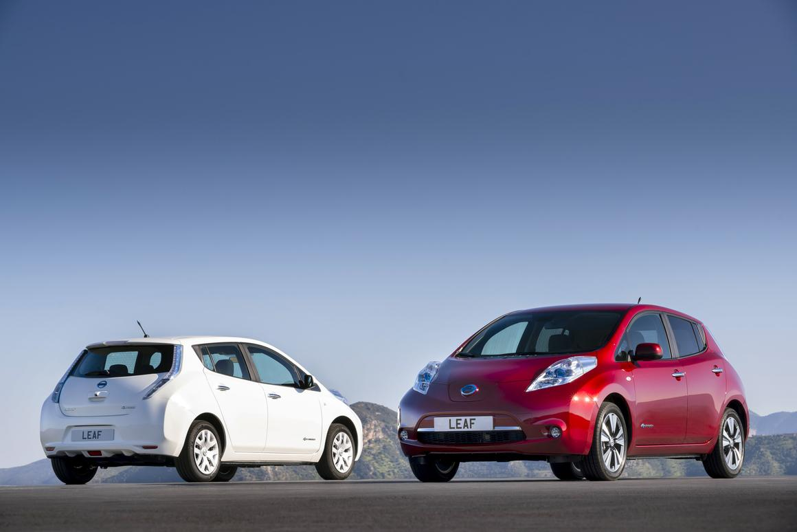 A battery leasing option takes some of the risk out of buying the LEAF