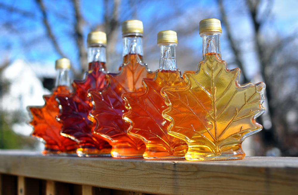 Scientists have produced a maple syrup extract that bolsters the ability of antibiotics to battle bacteria (Shutterstock)