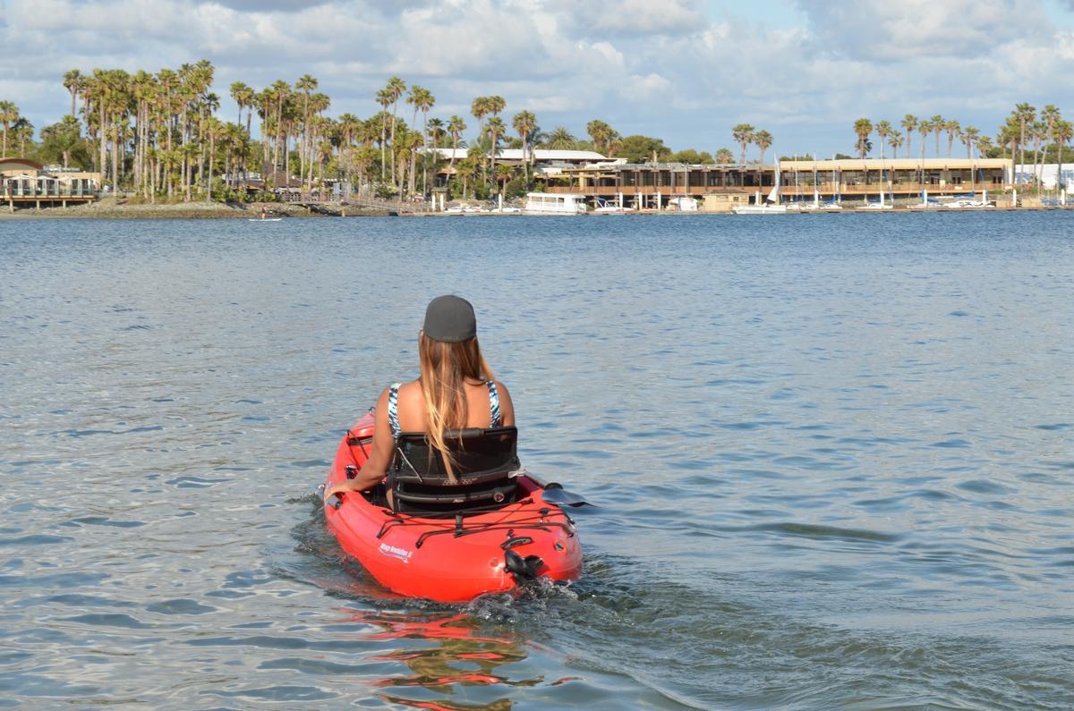 TheBixpy Jet for Hobie Kayak