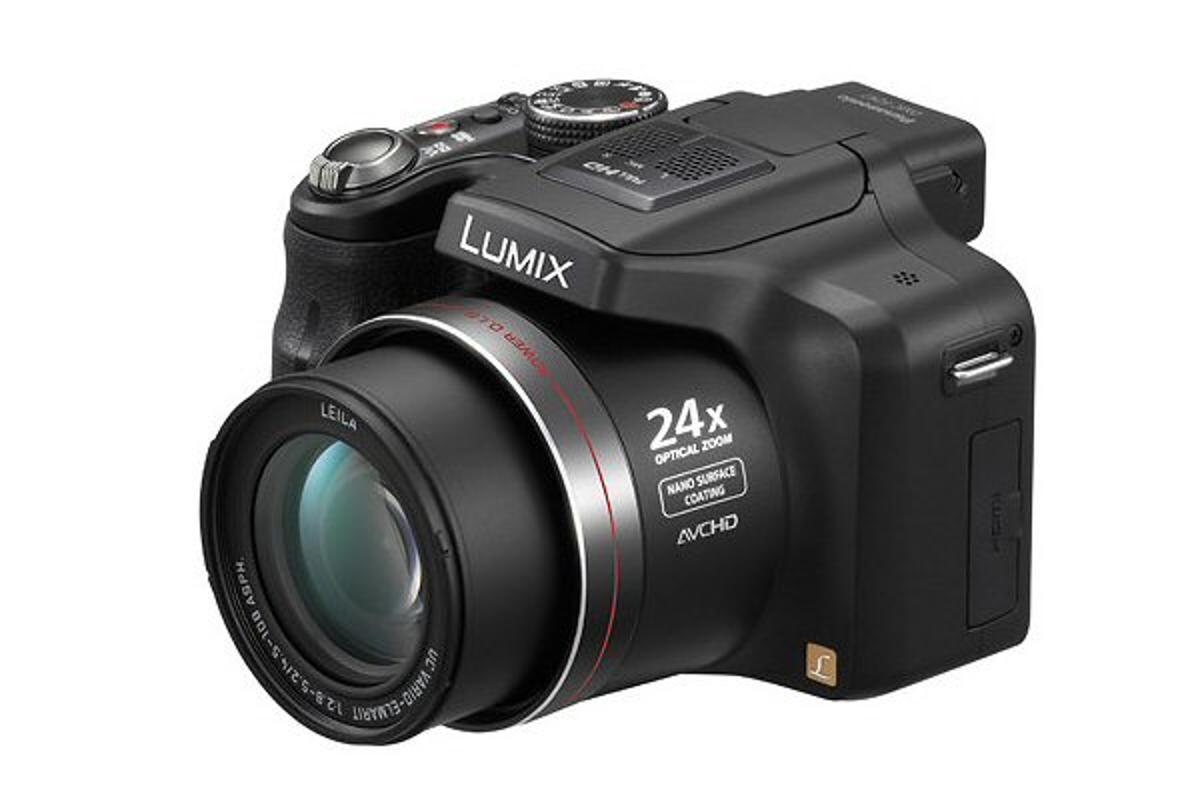 Panasonic's new LUMIX DMC-FZ47 superzoom camera