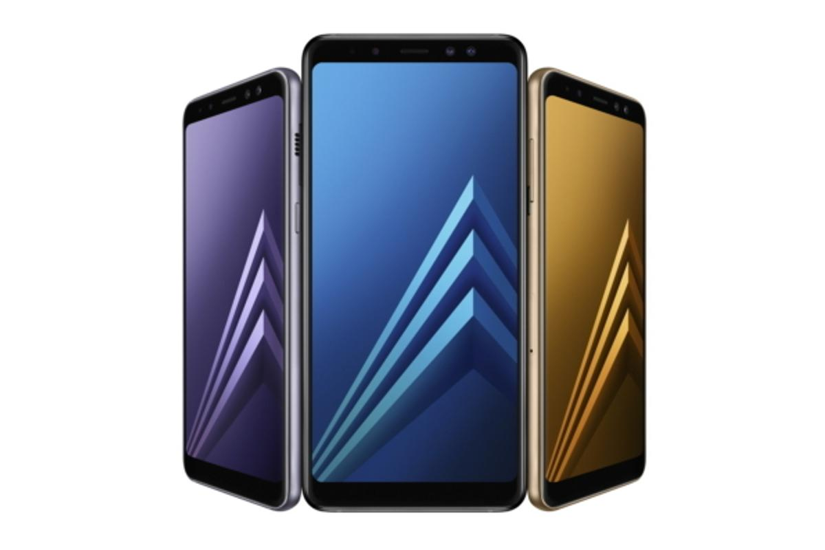 Samsung has unveiled the Galaxy A8 and A8+, with a focus on photography
