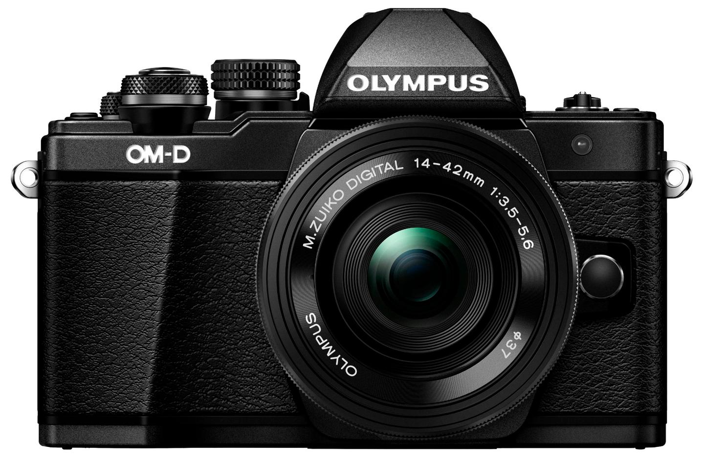 The Olympus OM-D E-M10 Mark II will be available from the end of August priced at US$650 body-only, or bundled with a 14-42-mm lens for $800