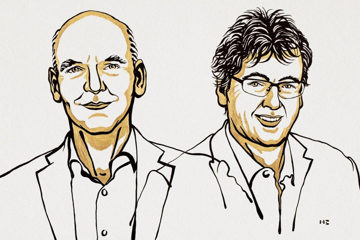 The 2021 Nobel Prize in Chemistry has been awarded to Benjamin List and David MacMillan