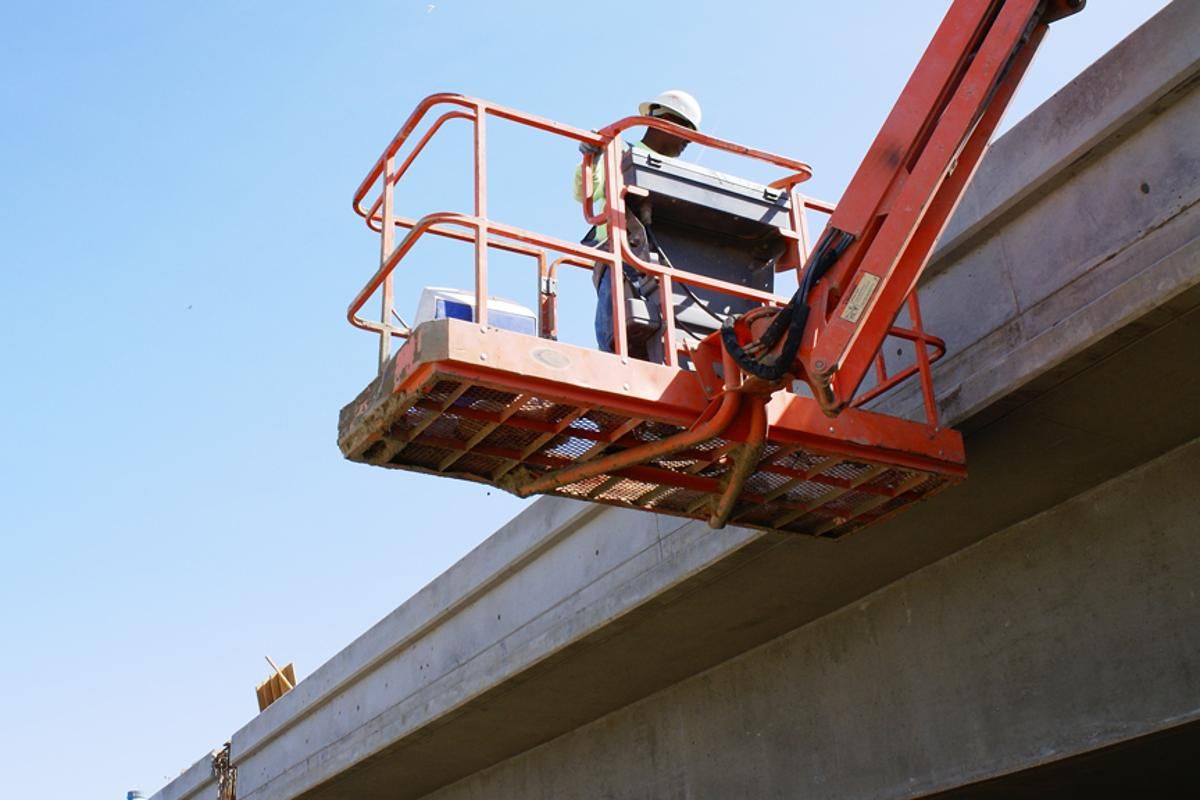 Current bridge monitoring methods are expensive and time consuming (Photo: Shutterstock)