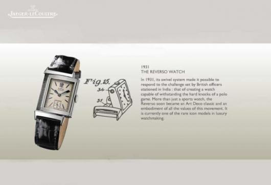 The original Reverso by Jaeger-LeCoultre
