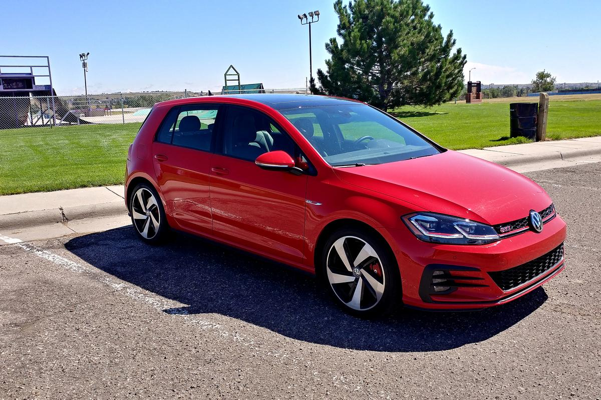 Since the 1980s, the Golf GTI has defined hot hatch as a category and the 2019 model keeps that going