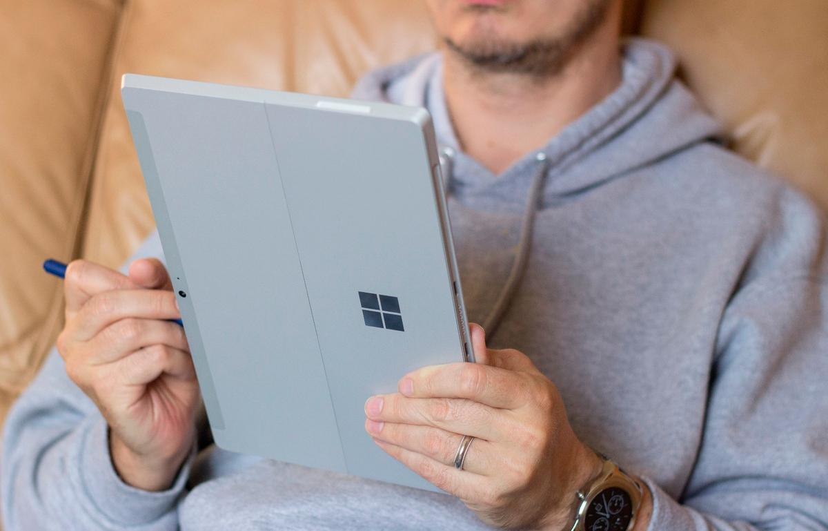 The Surface 3 makes for a great Windows tablet (Photo: Will Shanklin/Gizmag.com)