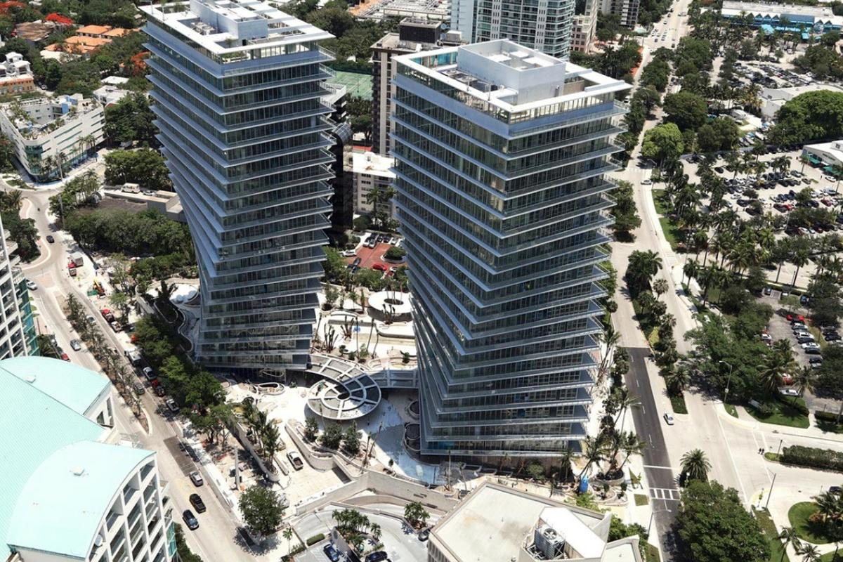 The project is looking to become Florida's first LEED Gold-certified residential tower