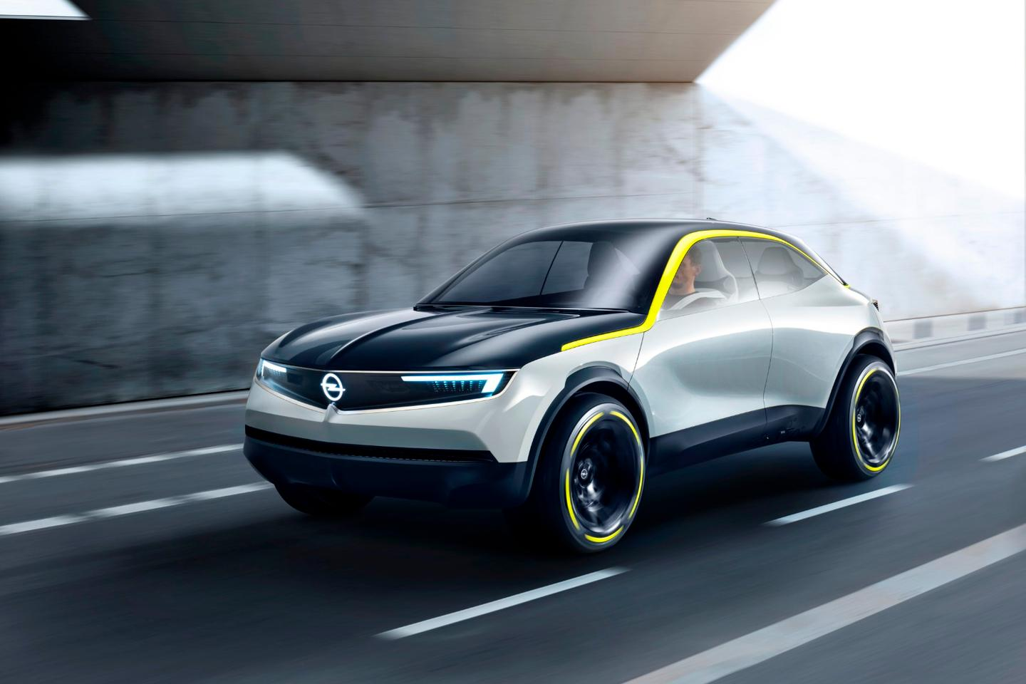 Opel GT X Experimental concept: envisageselectric motoring in the mid-2020s