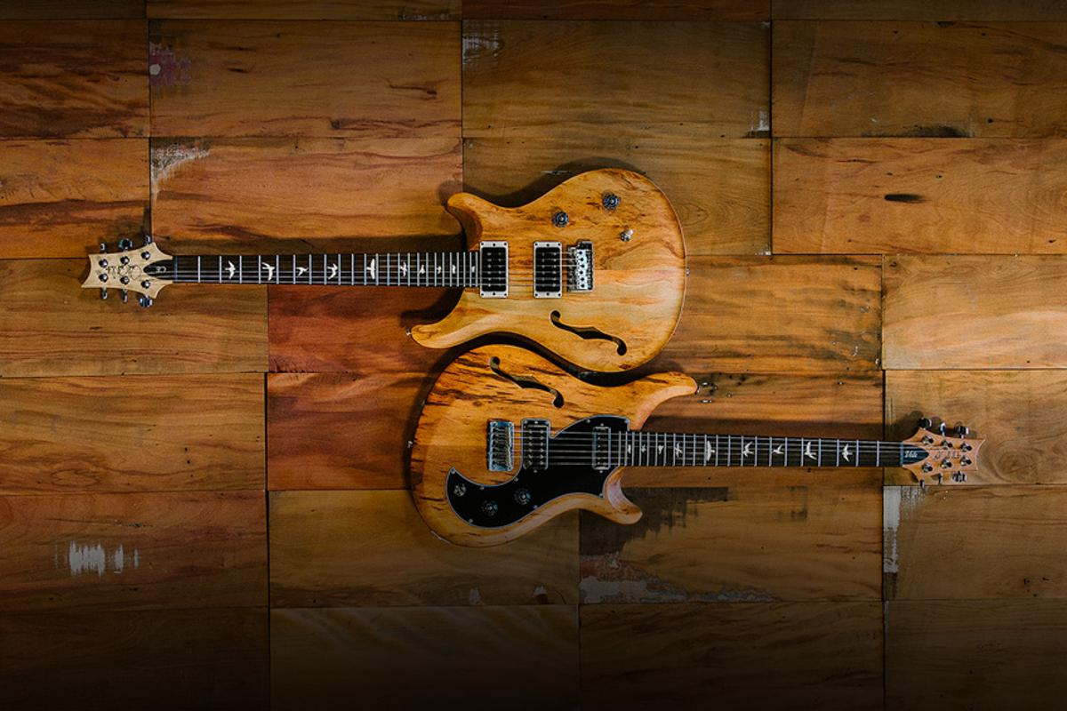 PRS is cappingproduction of its Reclaimed Limited series instruments at just 600 units