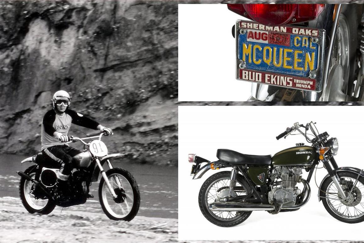 Steve McQueen's 'On Any Sunday' Husqvarna: How a bike that