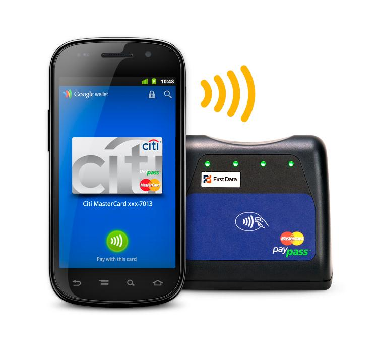 Tap-to-pay Google Wallet launched
