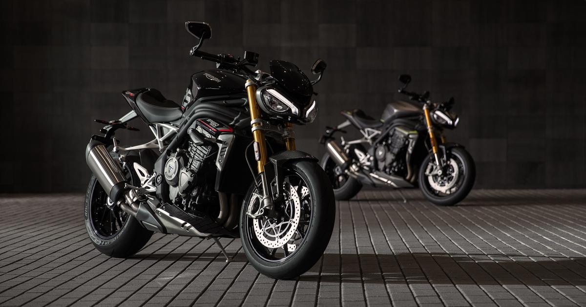 Triumph unleashes its most powerful Speed Triple ever