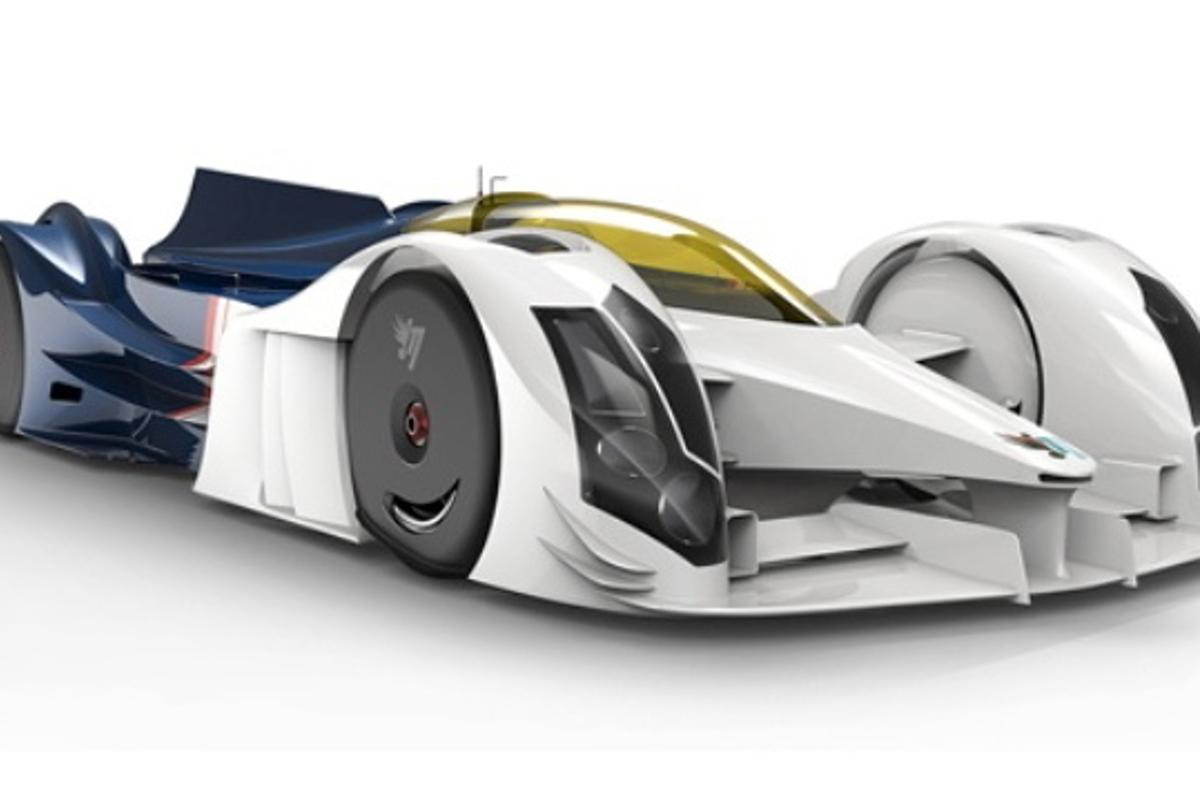 A team of engineering students want their hybrid racing concept to set a new Nürburgring lap record