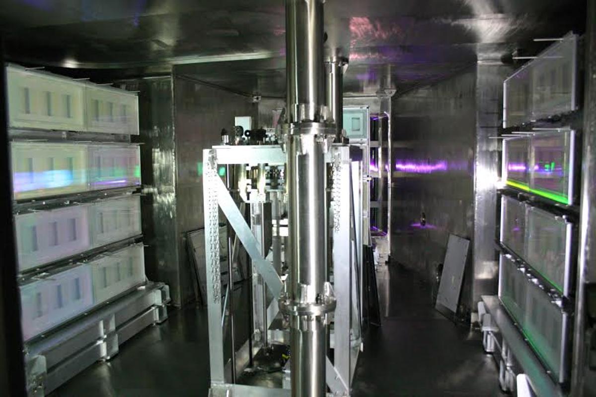 The LFEX laser at Osaka University