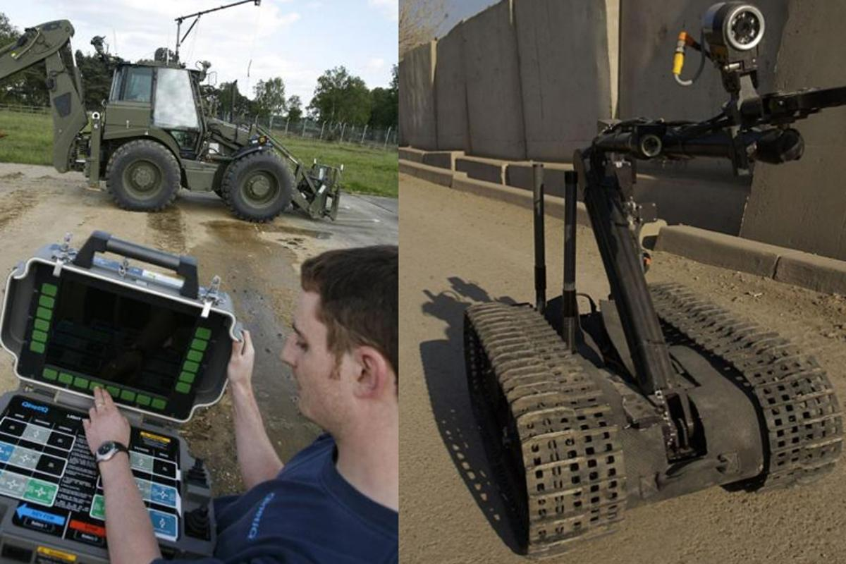 QinetiQ will provide unmanned vehicle equipment to Japan to aid in cleanup and recovery efforts