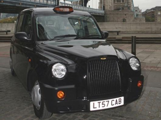 A London black cab