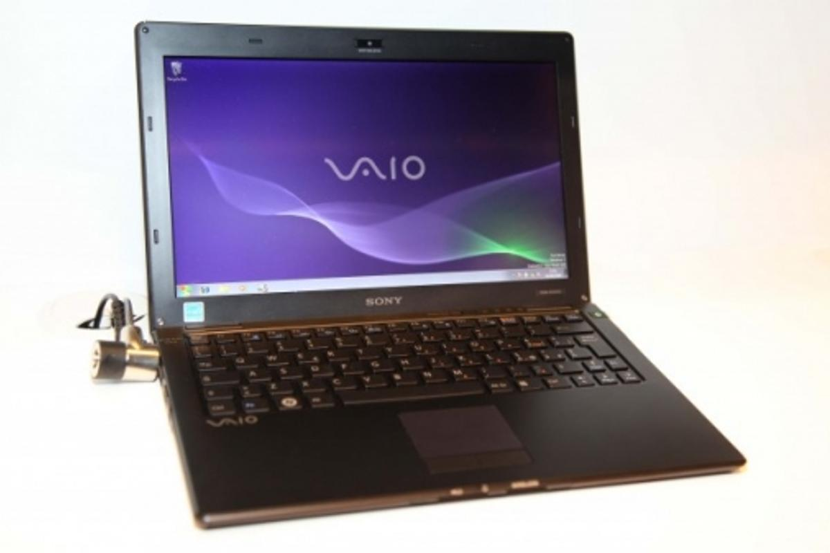 Sony shows Vaio X-Series
