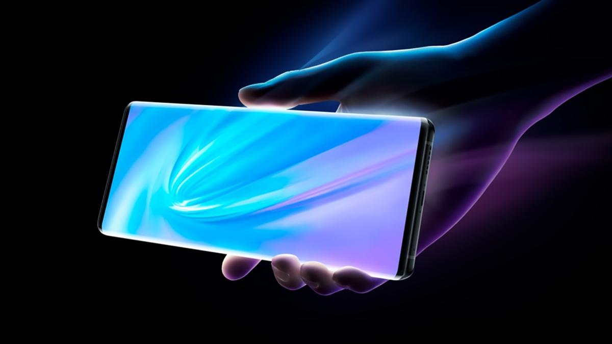 The Vivo Nex 3 is almost all screen