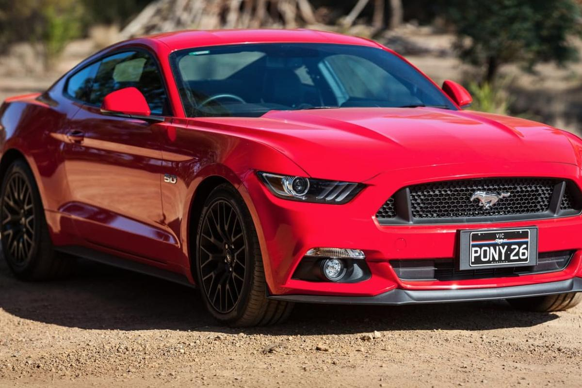 There are three Ford Performance Packages available on the Mustang GT