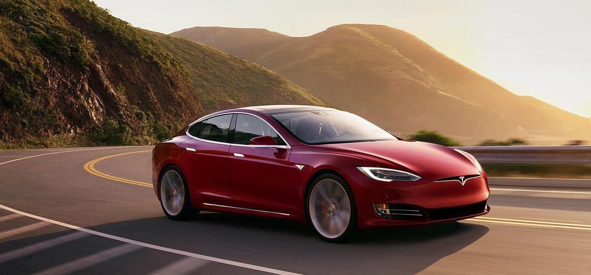 Your formerly silent Tesla could sound like a V8, V10, V-twin or anything you care to program, fitted with anElectric Vehicle Electronic Engine Sound System, or EVEESS from Soundracer
