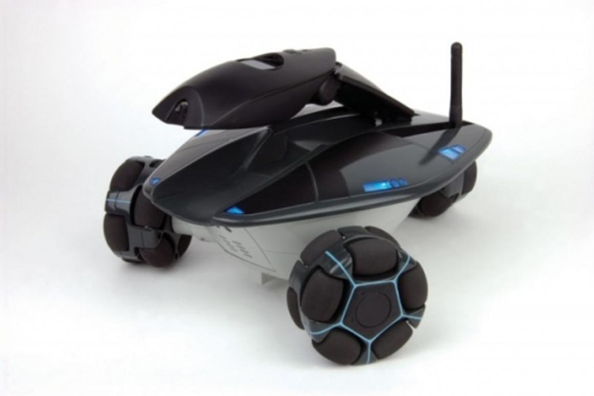 Rovio from WowWee Robotics