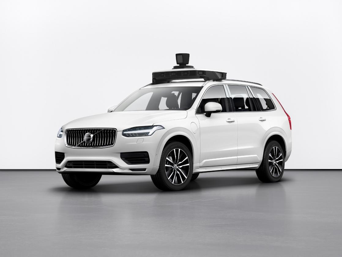 Uber and Volvo place a fair amount of emphasis on the redundancy and safety features of this updated XC90