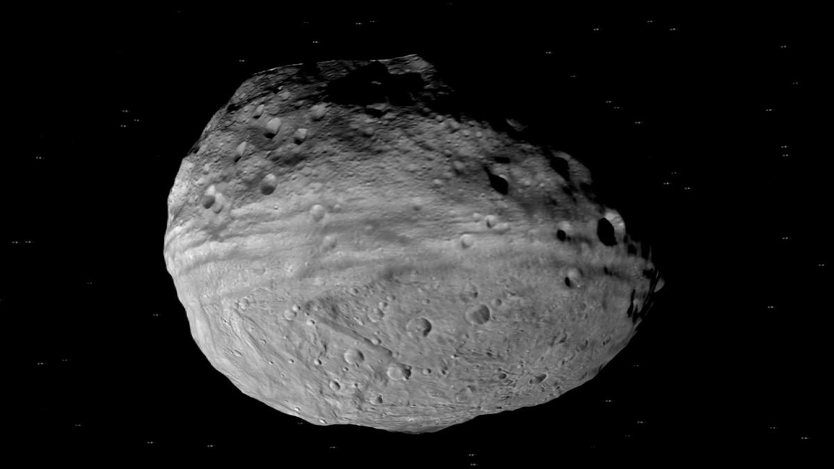NASA's Dawn spacecraft visited Vesta for a year before continuing on to Ceres (Image: NASA/JPL-Caltech)