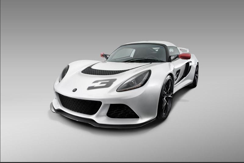 The 2012 Lotus Exige S is headed to the United States, although only as a track model