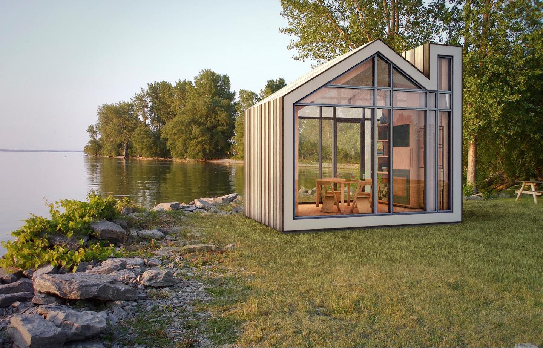 Furnitecture: the Bunkie (Image: BLDG Workshop/608 Design)