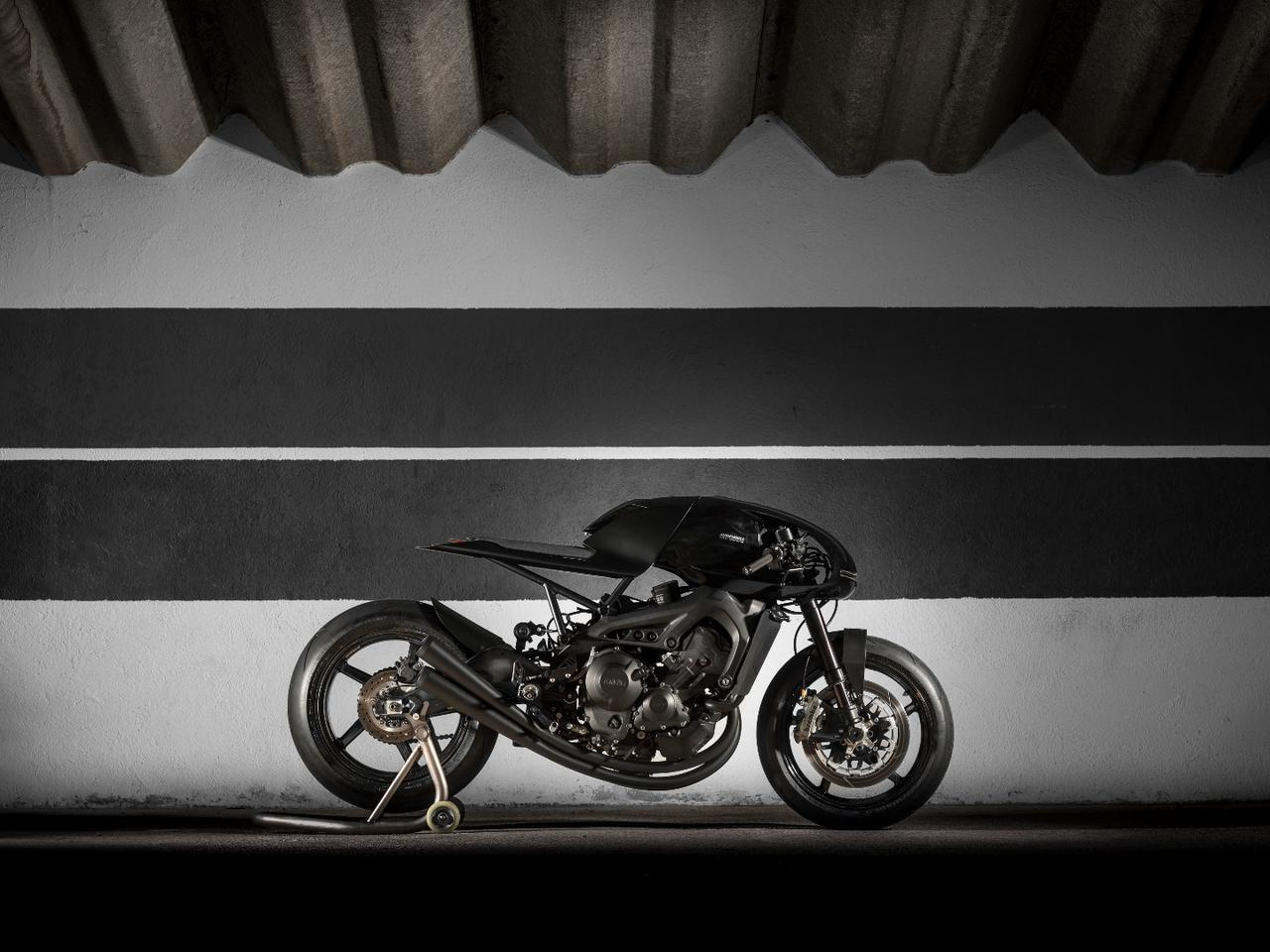 Auto Fabrica's Type 11 Prototype 3: a track-only proof of concept