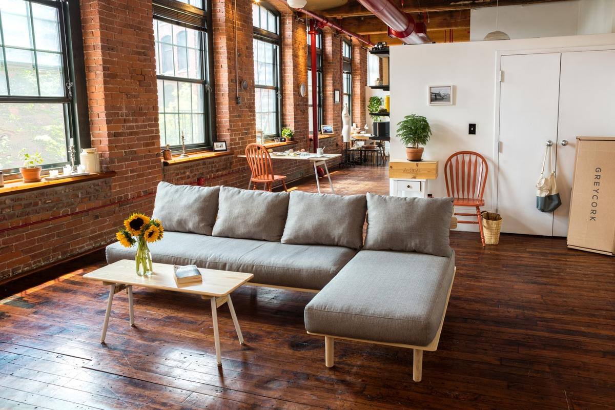 Greycork expects to retail a full living room set for US$1,130