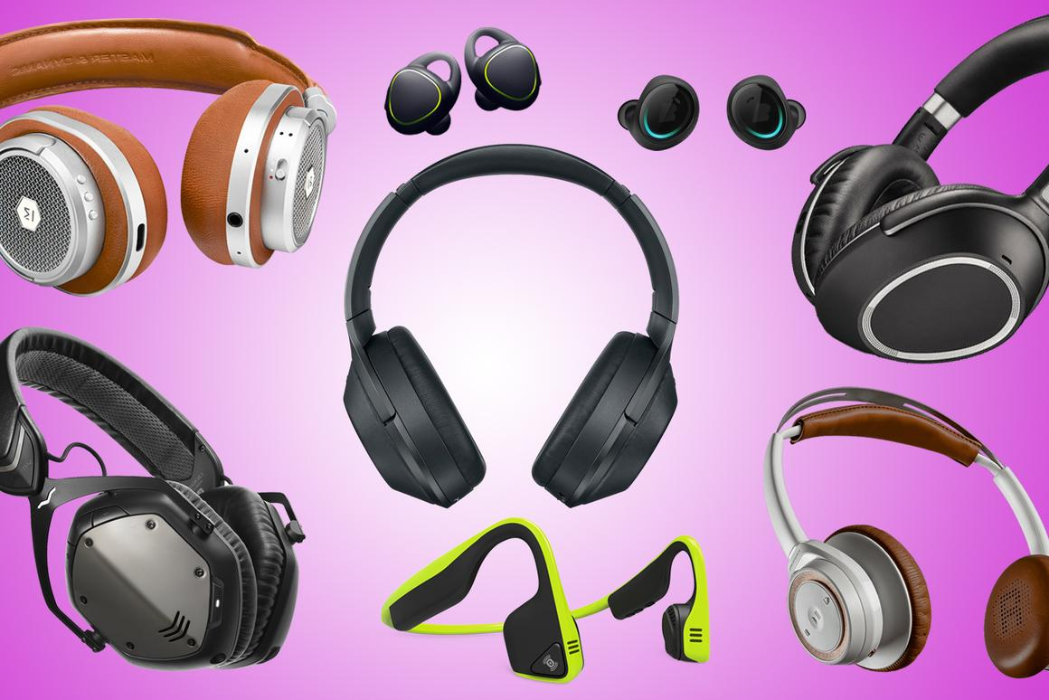 New Atlas takes a look at the best Bluetooth wireless headphones and earphones onecan find in 2016