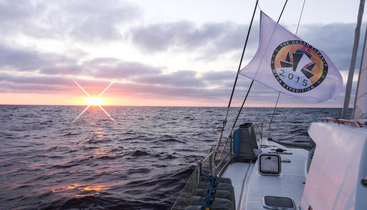 Research vessels collected 1.2 million plastic samples and the aircraft scanned more than 300 sq km (115 sq mi) of ocean as part of a new survey of the Great Pacific Garbage Patch