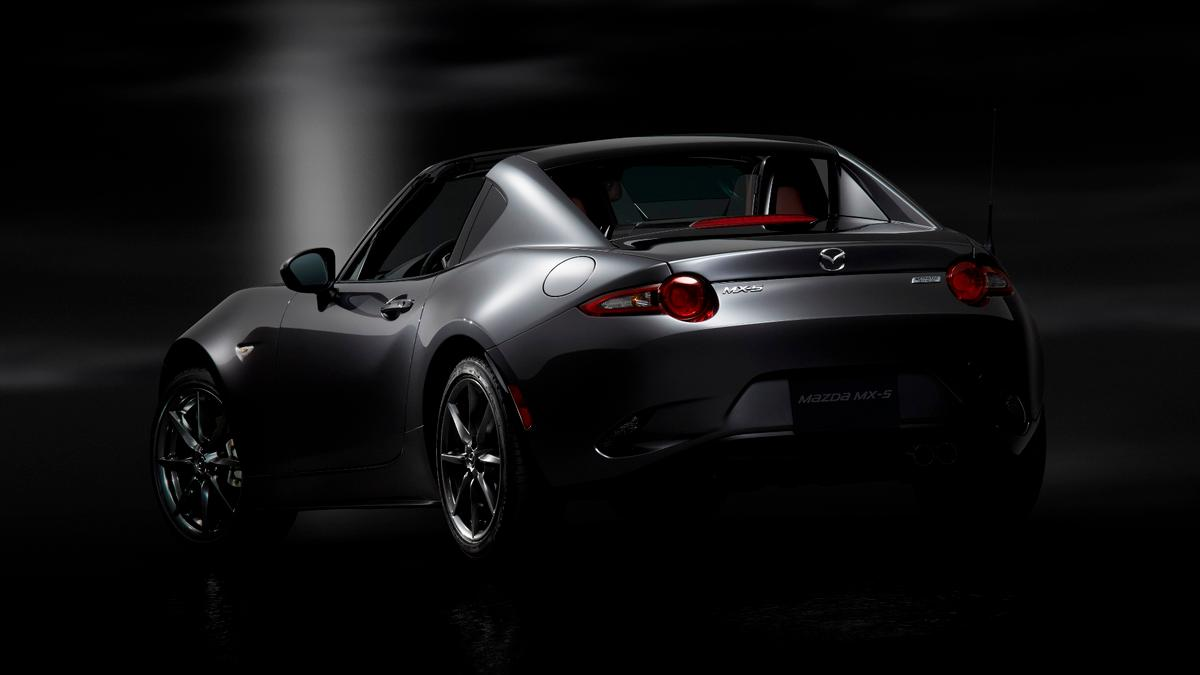 Mazda's all-new MX-5 RF