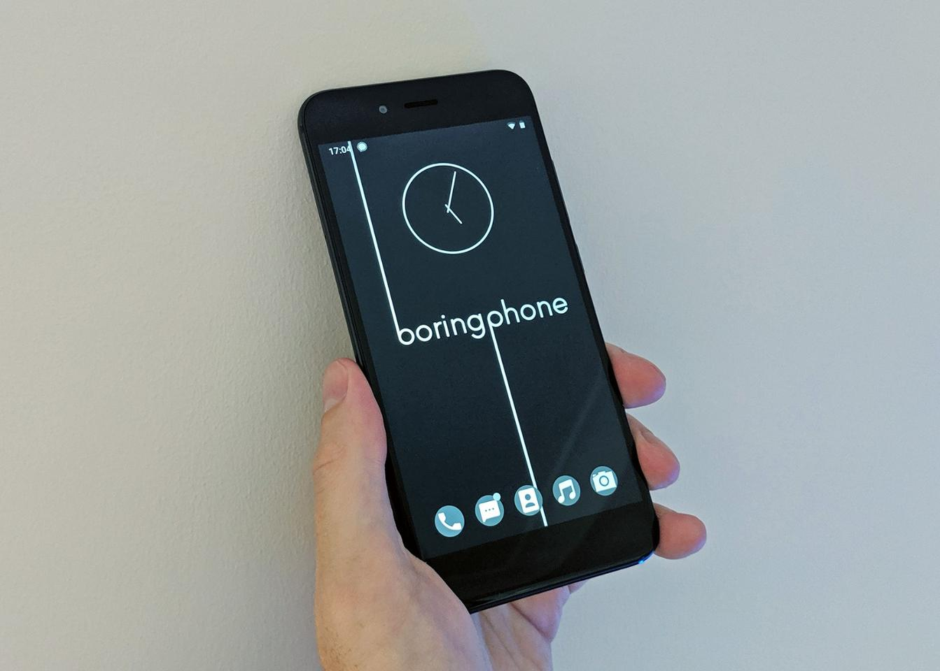 BoringPhone created to save you from your mobile addiction