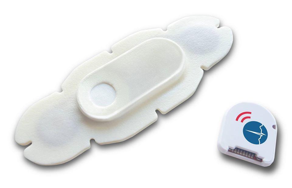 The VitalPatch heart failure-monitoring device