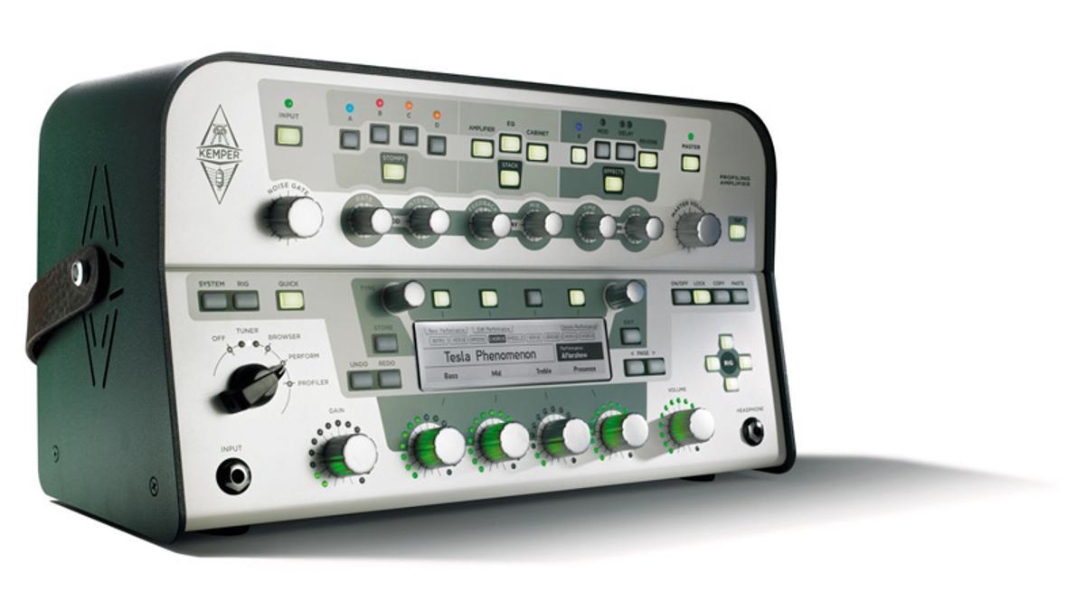The Kemper Profiling Amp