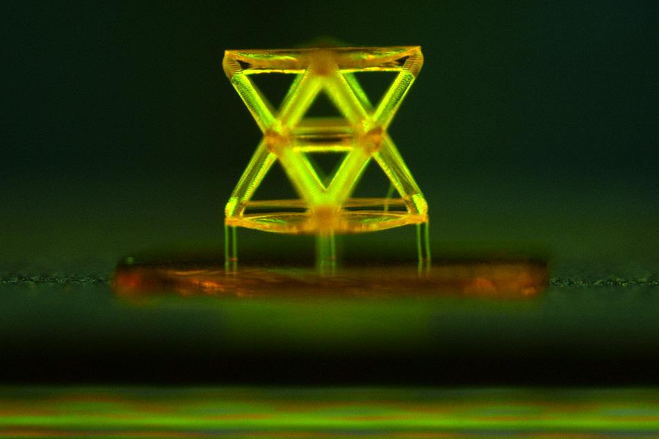 New materials developed that are as light as aerogel, yet