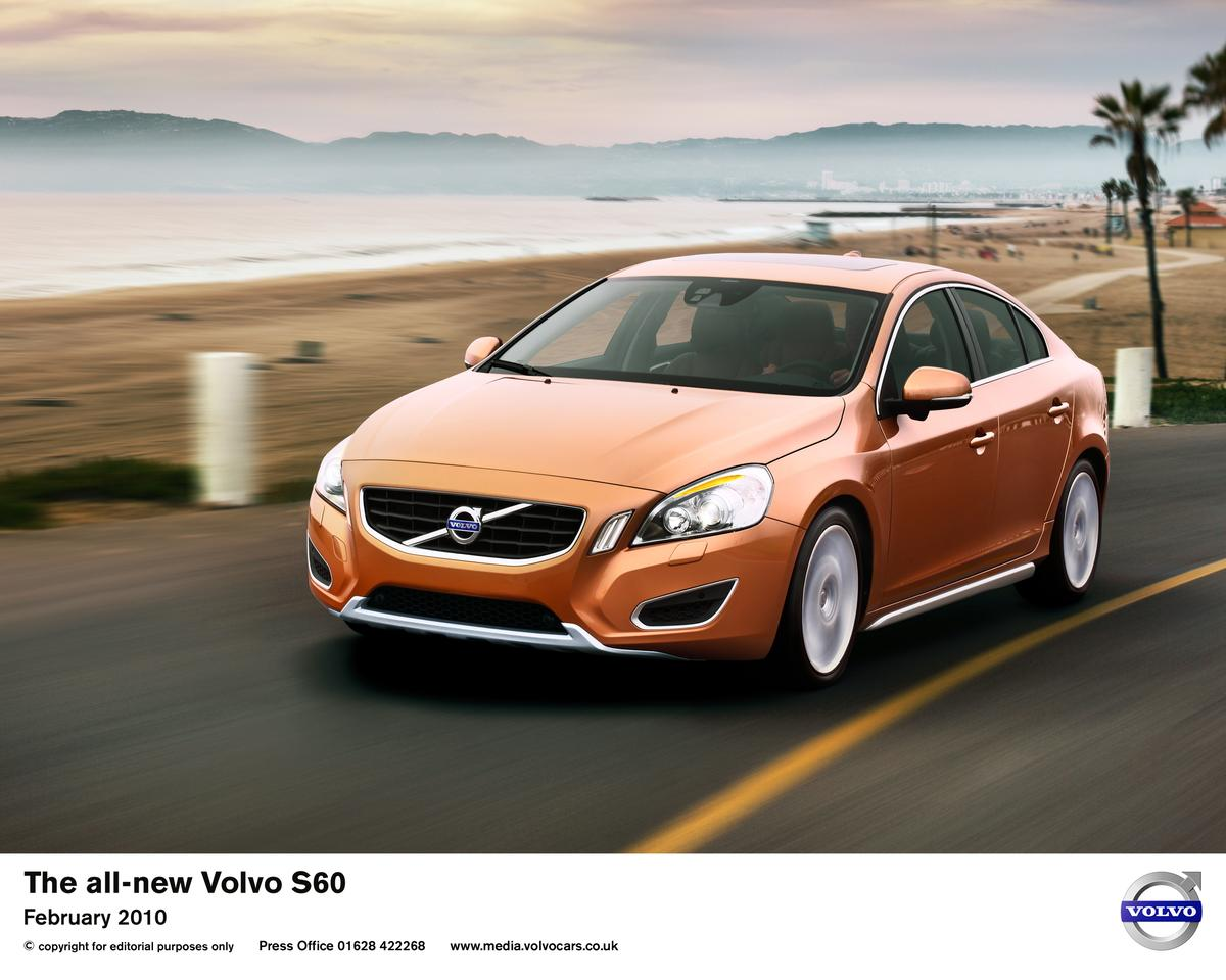 The all-new Volvo S60 incorporates many technological features - including Pedestrian Detection - designed to make driving safer and sportier. It debuts at the Geneva Motor Show on March 2