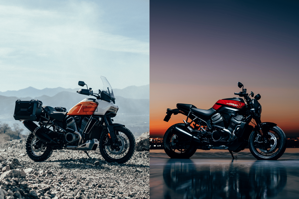 The Pan America adventure tourer and the Bronx streetfighter were Harley-Davidson's big reveals for EICMA 2019