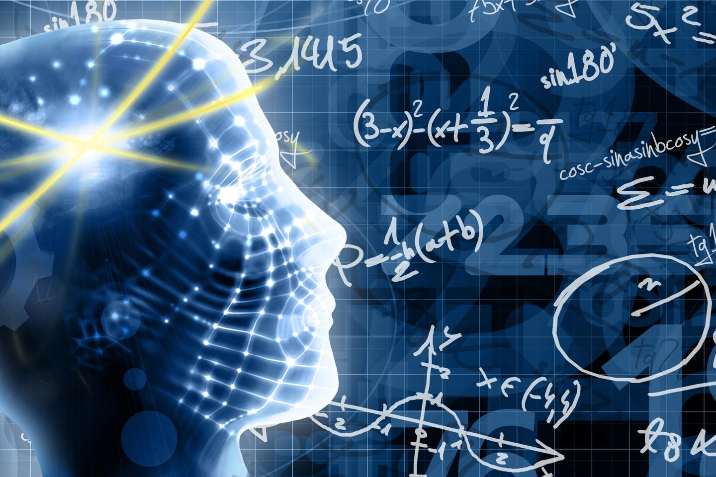 Neurotransmitter levels in a brain region called the intraparietal sulcus could predict how skilled a child is at math