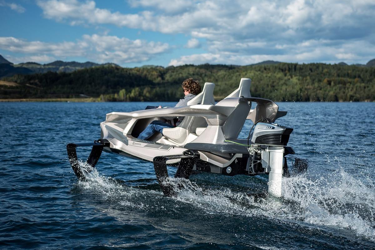 A limited run of the Quadrofoil Q2 will be available from March 2017