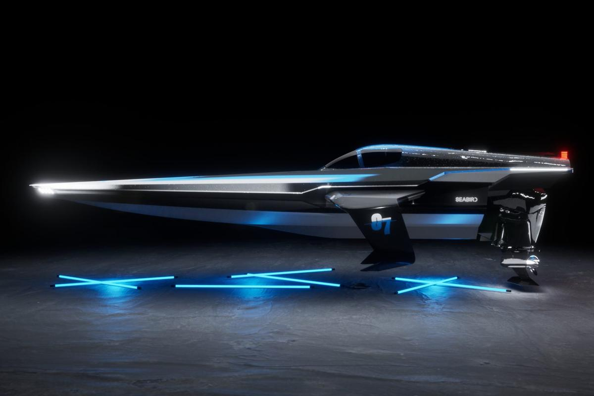 The E1 series has revealed the hydrofoiling race boats it'll run starting from 2023