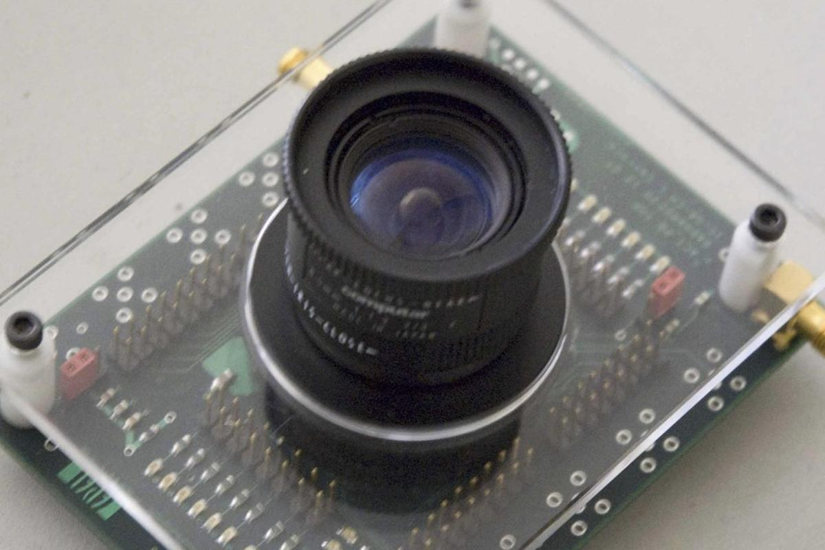 EPFL scientists have worked with Canon to develop a camera that can take 3D images with record-breaking speed and resolution