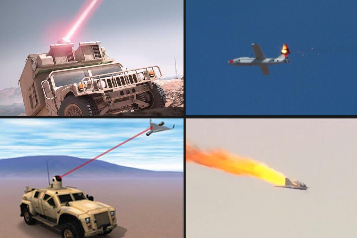 Laser weapons: Is this the dawn of the death ray?