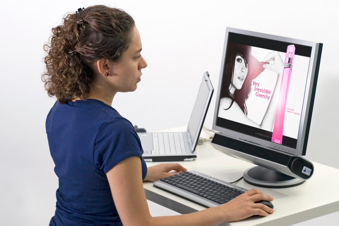 The SMI RED500 remote eye tracking system for scientific, marketing, and design studies