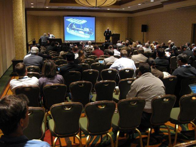 A presentation at Future of Electric Vehicles USA 2010
