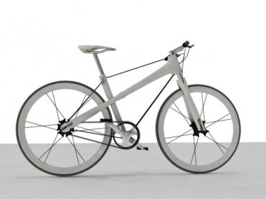 Wire Bike by Ionut Predescu