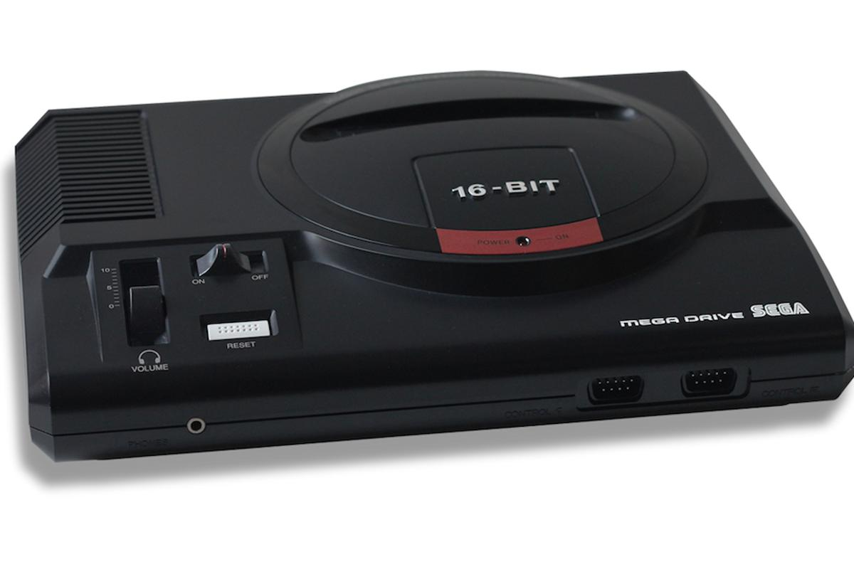 Tectoy is re-releasing the Sega Mega Drive, almost 20 years after it was discontinued